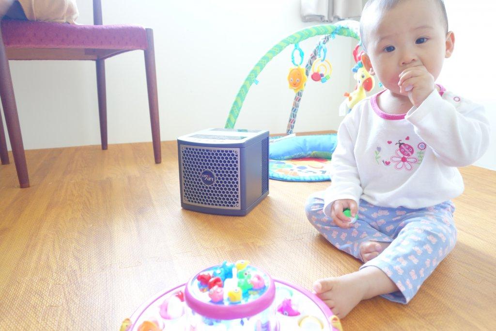 空氣醫生在小孩房的好處?